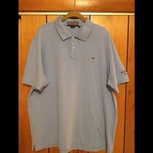 Vineyard Vines knitted polo